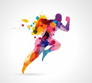 running-man-vector-free-color-splash_23-2147492712